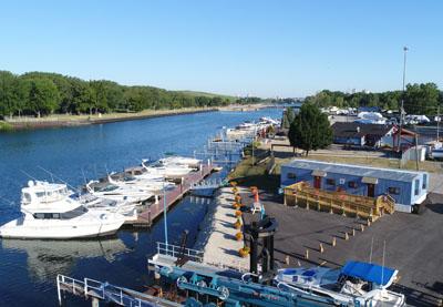 About Sunset Bay Marina