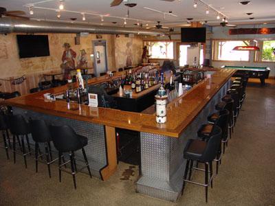 Sunset Bay Marina Lighthouse Bar and Grill